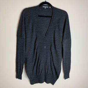 Vince | Merino Wool & Cashmere Oversized Cardigan